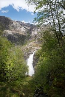 Manafosen waterfall