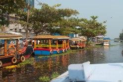 Alapuzha canals