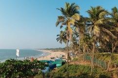 Beach near Goa