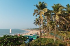 Beach near Goa